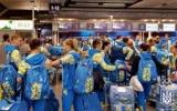Сборная Украины прилетела в Буэнос-Айрес для юношеских Олимпийских игр