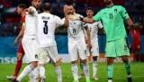 Италия – Бельгия: где смотреть матч Лиги наций