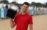 Джокович побил впечатляющий рекорд Федерера