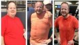 Мужчина сбросил 84 килограммов и поделился секретами такого удивительного перевоплощения