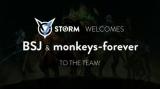 Dota 2. VGJ.Storm підписали двох новачків