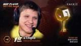 CS:GO. S1mple став кращим гравцем FPL у 2017 році
